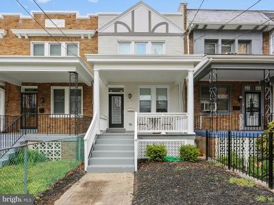 Petworth Single Family Home For Sale: 653 Hamilton Street NW