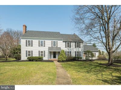 Moorestown Single Family Home For Sale: 55 Cove Road