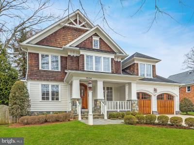 Bethesda Single Family Home For Sale: 7504 Marbury Road