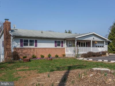 Sykesville Single Family Home For Sale: 1224 Old Liberty Road W