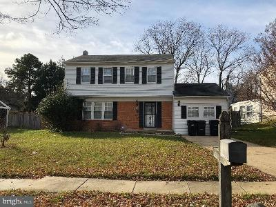 Landover MD Single Family Home For Sale: $244,750