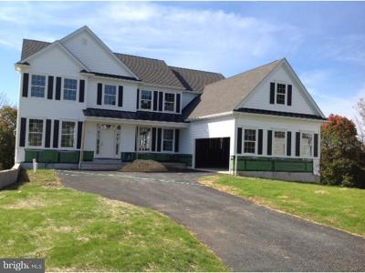 West Chester Single Family Home For Sale: Lot 7 Gallop Lane