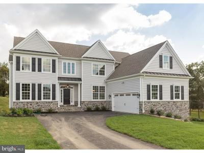 West Chester Single Family Home For Sale: Lot 8 Laurel Ridge