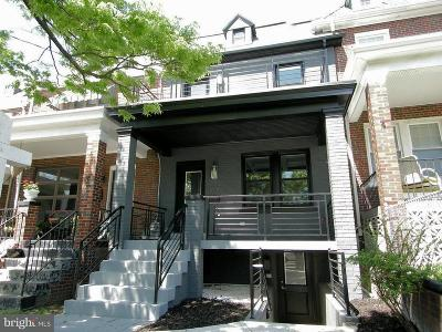 Single Family Home For Sale: 5608 Kansas Avenue NW