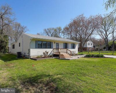 Kent Island Estates Single Family Home For Sale: 222 Maryland Road