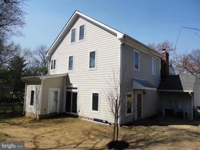 Rockville Single Family Home For Sale: 809 Crothers Lane