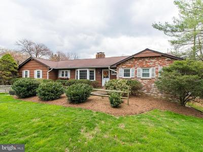Silver Spring Single Family Home For Sale: 14907 Claude Lane