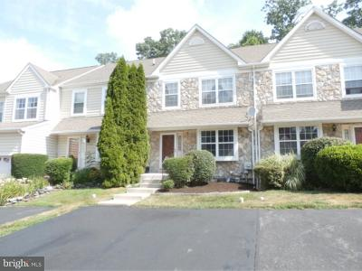 Aston Townhouse For Sale: 4318 Somerset Lane