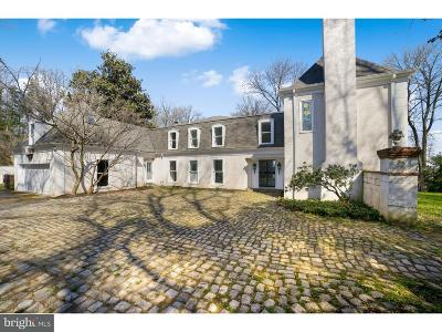Gladwyne Single Family Home For Sale: 1400 Lafayette Road