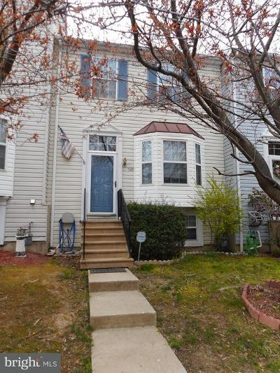 Harford County Rental For Rent: 545 Hall Court