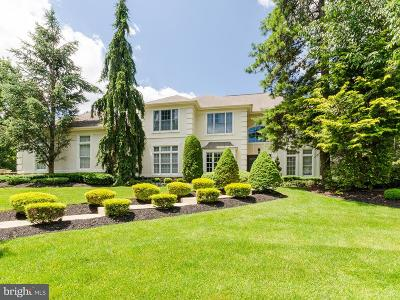 Voorhees Single Family Home For Sale: 5 Danforth Drive