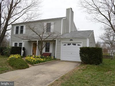 Waldorf Single Family Home For Sale: 2231 Newburgh Court