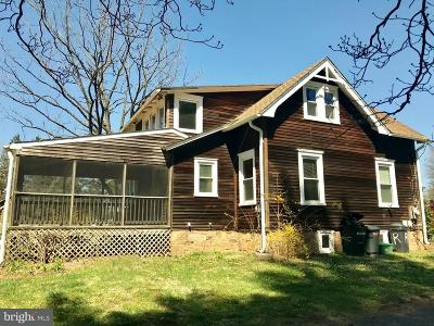 Bucks County Single Family Home For Sale: 1066 Washington Avenue