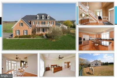 Lovettsville Single Family Home For Sale: 12934 Picnic Woods Road