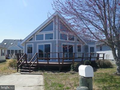 Ocean City MD Single Family Home For Sale: $269,000