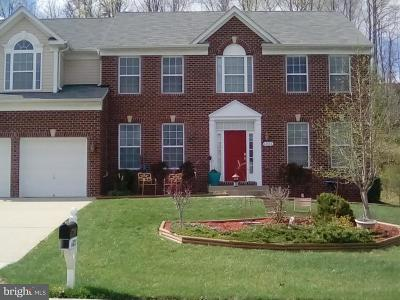Clinton MD Single Family Home For Sale: $495,000