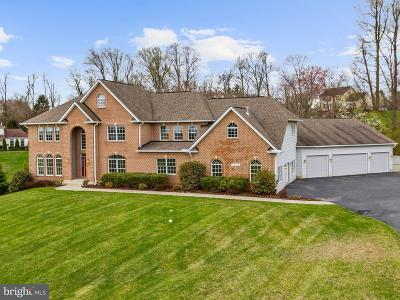 Gaithersburg Single Family Home For Sale: 25102 Highland Manor Court