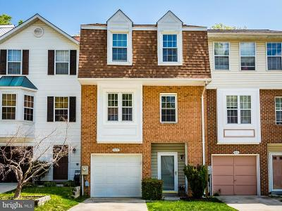 Laurel MD Townhouse For Sale: $353,000