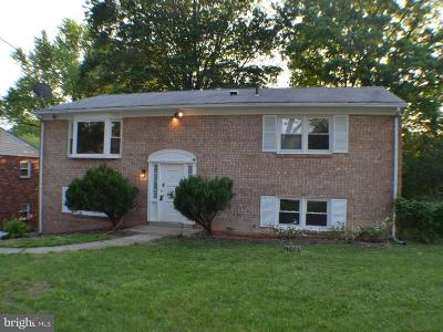 District Heights MD Single Family Home For Sale: $337,900
