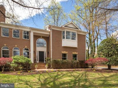 Vienna Single Family Home For Sale: 2760 Oakton Plantation Lane