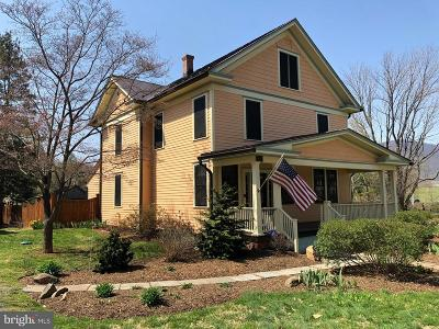 Rappahannock County Single Family Home For Sale: 577 Main Street