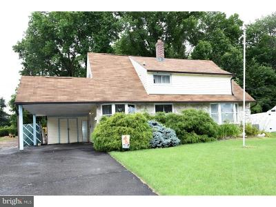 Bucks County Single Family Home For Sale: 76 Ice Pond Road