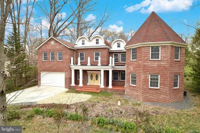 Fairfax County Single Family Home For Sale: 10016 Braddock Road