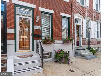 Philadelphia Single Family Home For Sale: 2522 E Norris Street