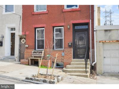 Philadelphia Single Family Home For Sale: 123 Gay Street