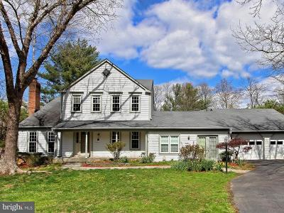 Vienna Single Family Home For Sale: 2837 Hill Road