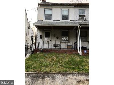 Chester Single Family Home For Sale: 20 E 15th Street