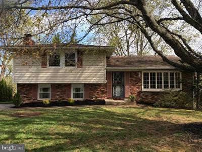 Baltimore County Single Family Home For Sale: 252 Chantrey Road