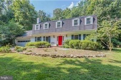 Fairfax Station VA Single Family Home Active Under Contract: $685,000