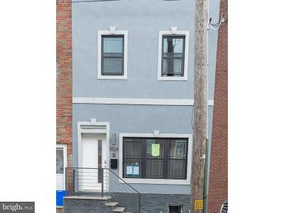 Philadelphia Single Family Home For Sale: 1924 Morris Street