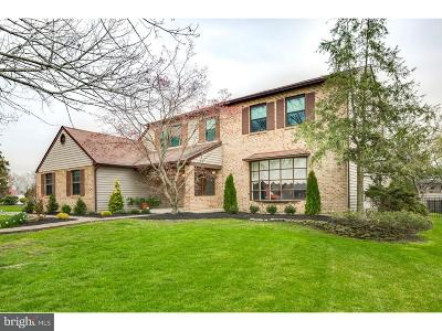 Cherry Hill Single Family Home For Sale: 1181 Heron Road