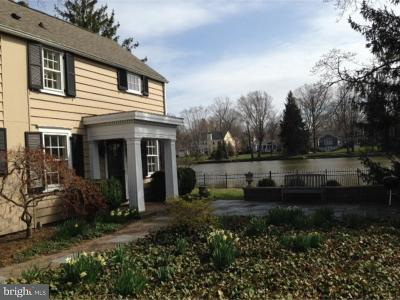 Cranbury Single Family Home For Sale: 4 Scott Avenue