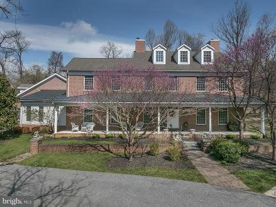 Owings Mills Single Family Home For Sale: 22 St Thomas Lane