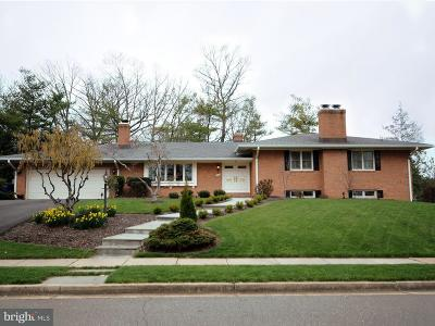 Arlington, Fairfax, Alexandria Single Family Home For Sale: 7300 Burtonwood Drive