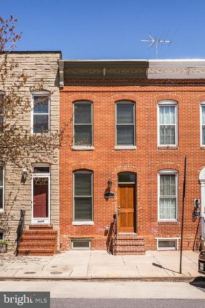 Baltimore MD Townhouse For Sale: $424,900