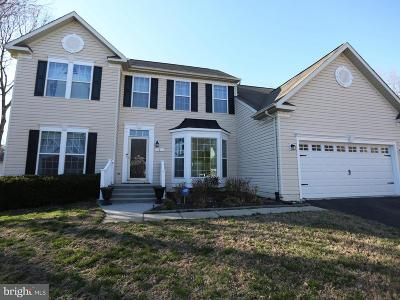 Severna Park Single Family Home For Sale: 4 Woodbent Drive