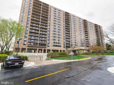 Alexandria Condo For Sale: 5500 Holmes Run Parkway #1415