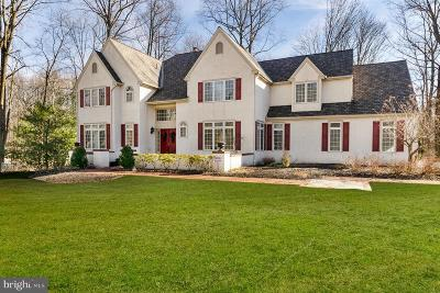 Chadds Ford PA Single Family Home For Sale: $820,000