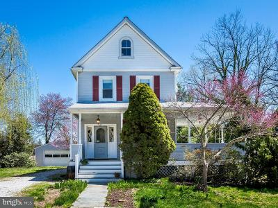 Baltimore Single Family Home For Sale: 107 Oakdale Avenue