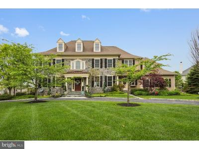 Phoenixville Single Family Home For Sale: 103 Waverly Circle