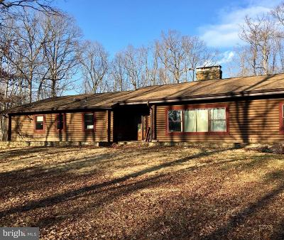 Fauquier County Single Family Home For Sale: 6157 Wilson Road