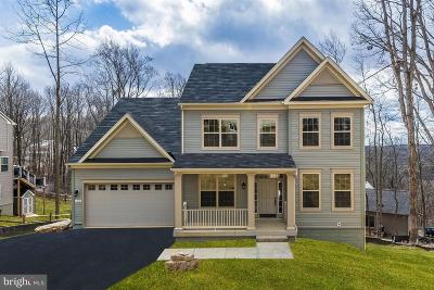 New Market Single Family Home For Sale: 167 Masters Road