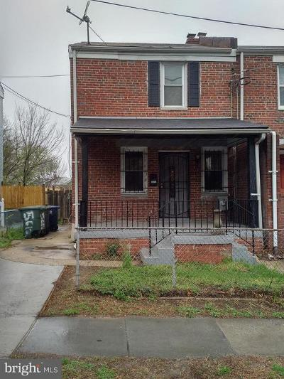 Single Family Home Under Contract: 5612 Southern Avenue SE