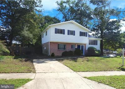 Hyattsville Single Family Home For Sale: 8415 20th Avenue