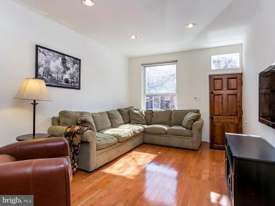 Baltimore Single Family Home For Sale: 1406 Webster Street