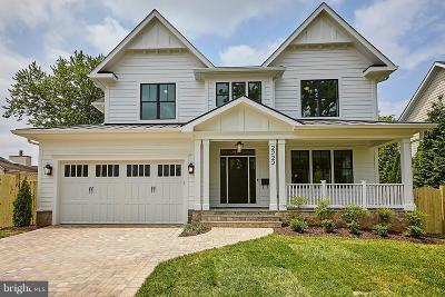 Annandale, Falls Church Single Family Home For Sale: 6607 Fisher Avenue